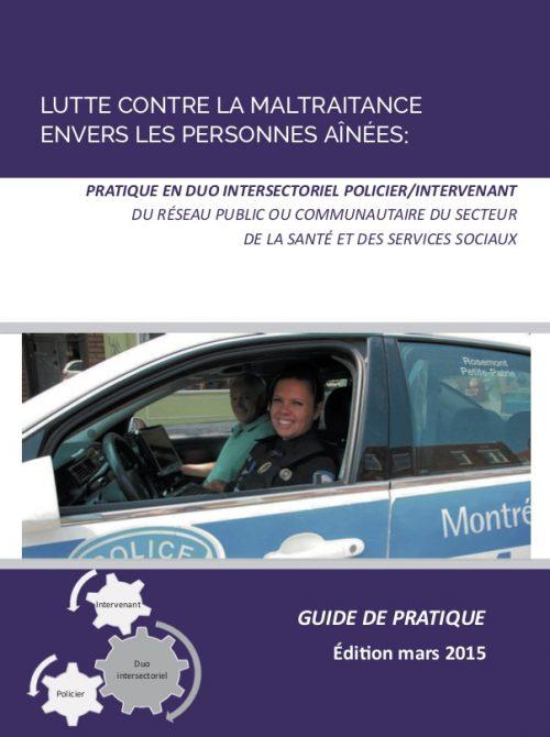Guide sur les pratiques intersectorielles - Arrimage